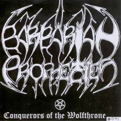 Review for Barbarian Prophecies - Conquerors of the Wolfthrone