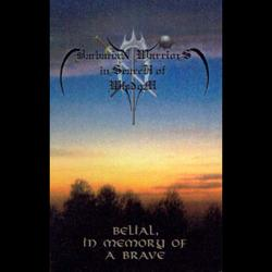 Review for Barbarian Warriors in Search of Wisdom - Belial, in Memory of a Brave
