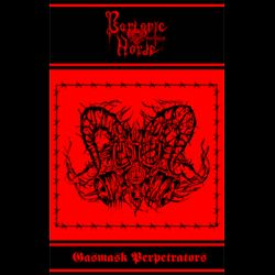 Review for Barbaric Horde - Gasmask Perpetrators