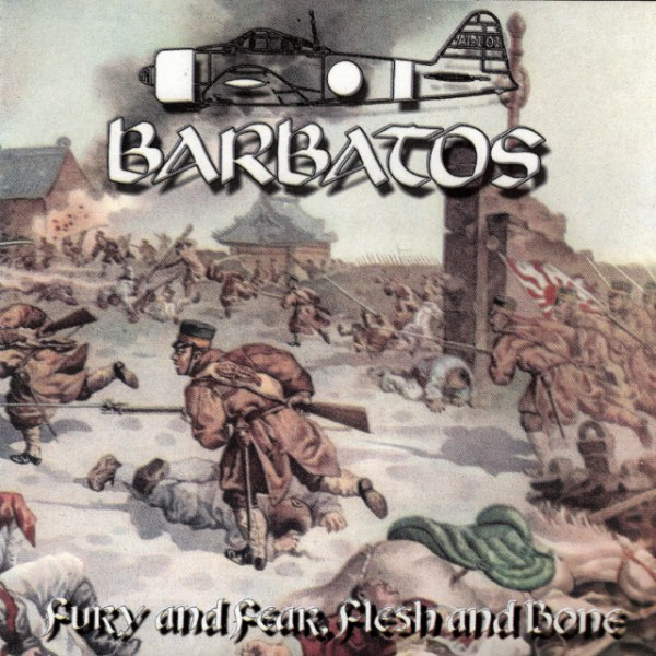 Review for Barbatos - Fury and Fear, Flesh and Bone