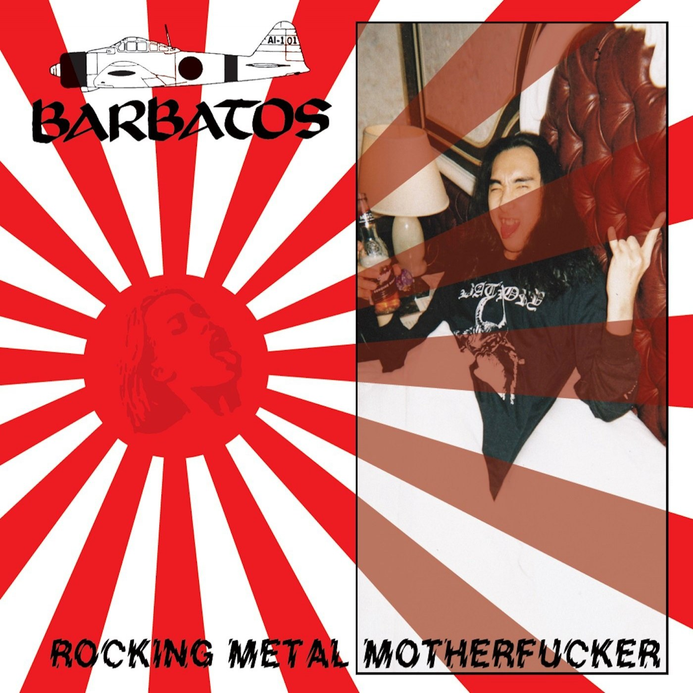 Review for Barbatos - Rocking Metal Motherfucker