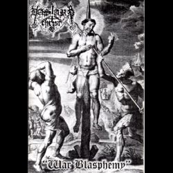 Review for Bastard Christ - War Blasphemy