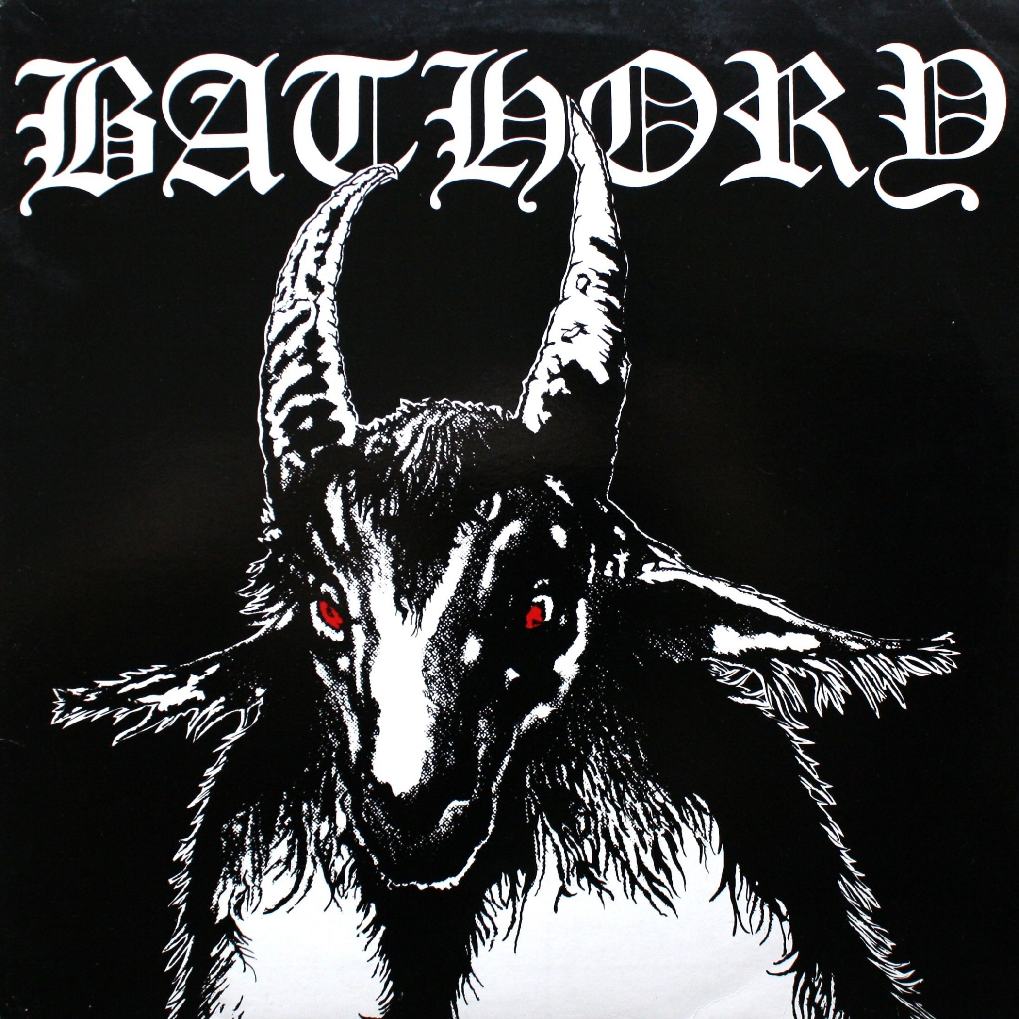 Best 1984 Black Metal album: 'Bathory - Bathory'