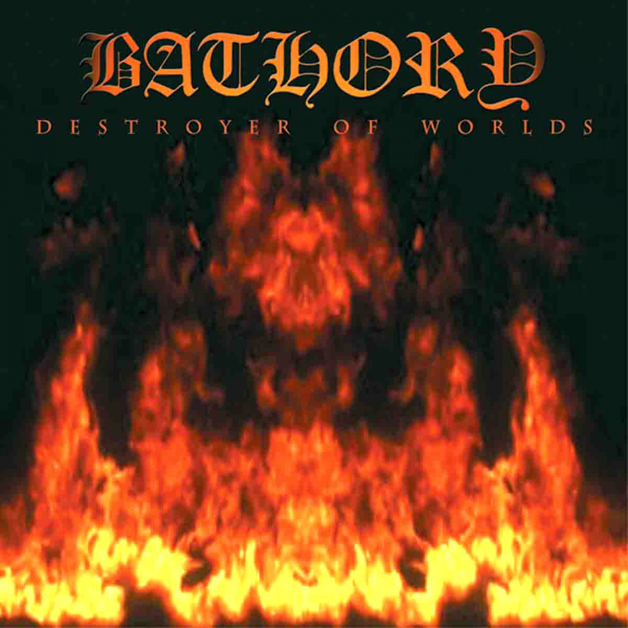 Review for Bathory - Destroyer of Worlds