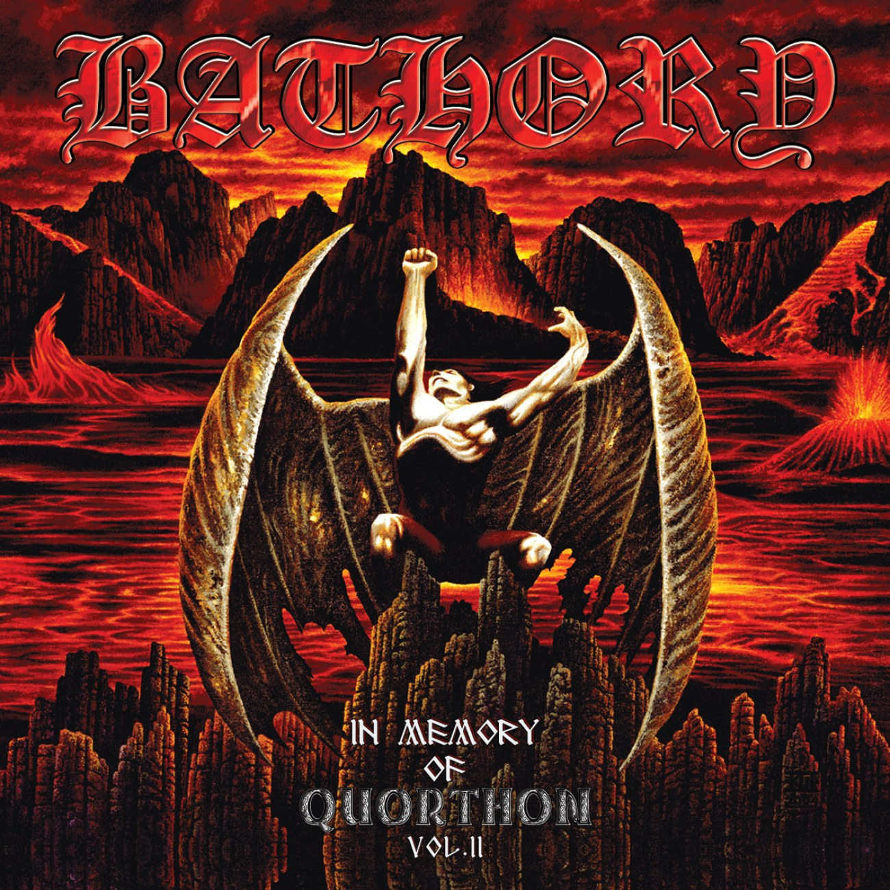 Review for Bathory - In Memory of Quorthon (Vol. II)