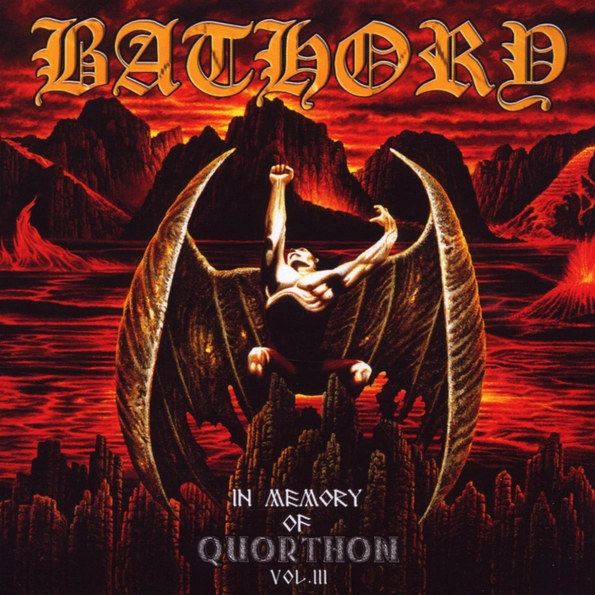 Review for Bathory - In Memory of Quorthon (Vol. III)
