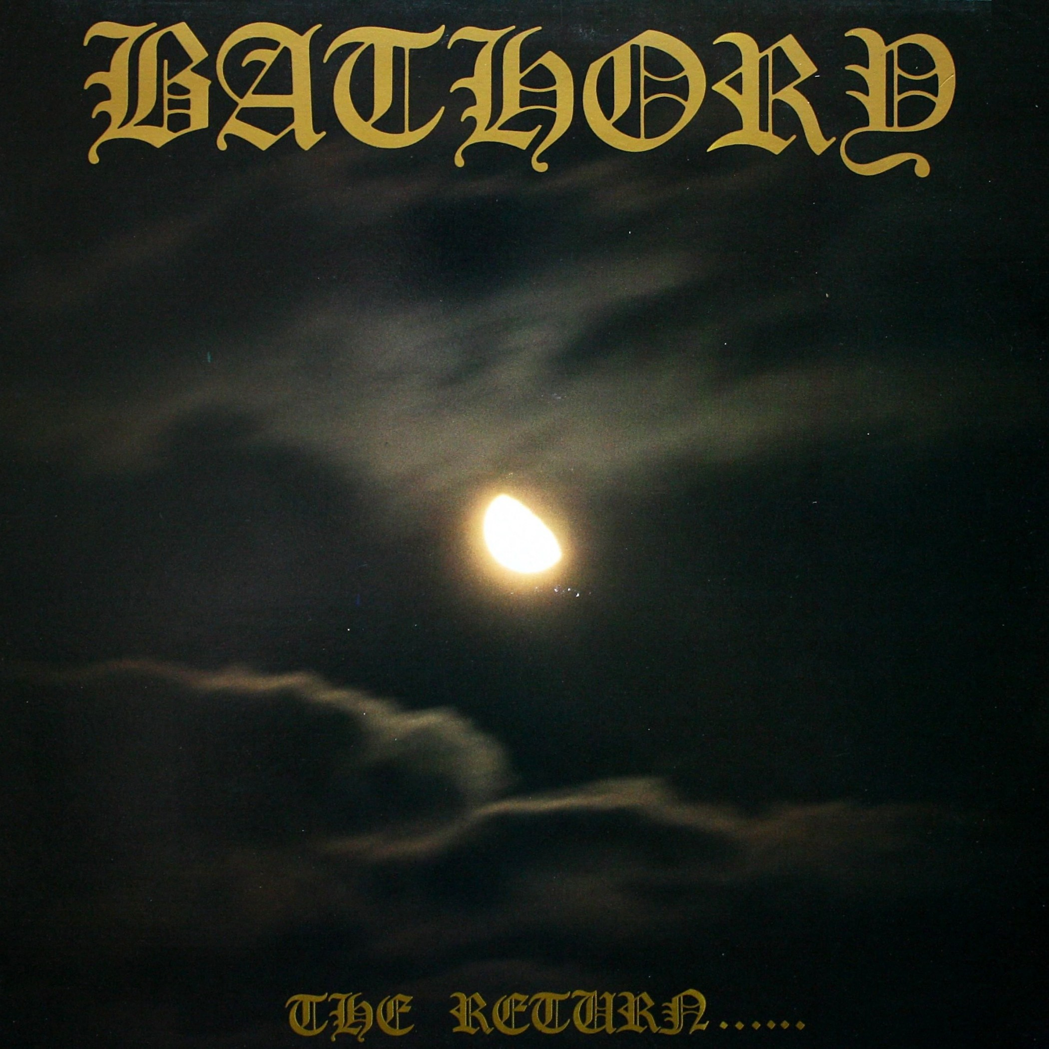 Review for Bathory - The Return......