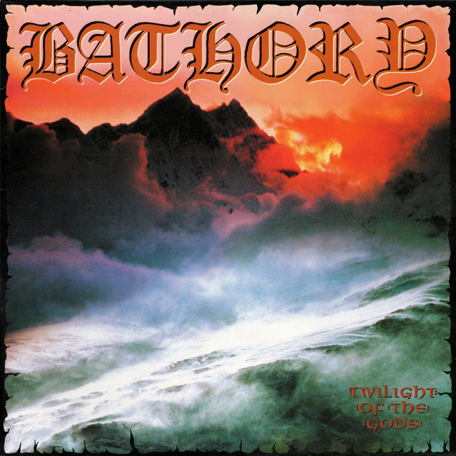 Review for Bathory - Twilight of the Gods
