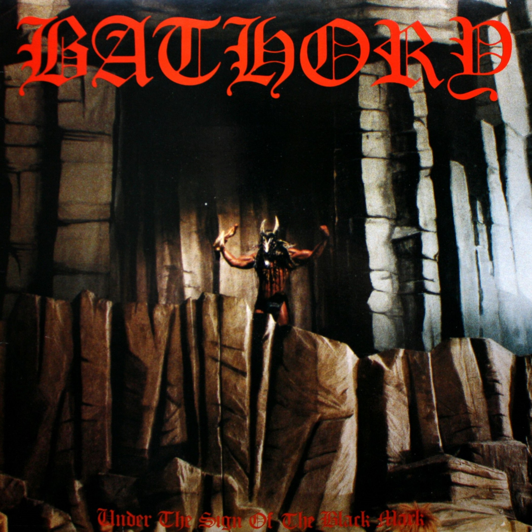 Review for Bathory - Under the Sign of the Black Mark