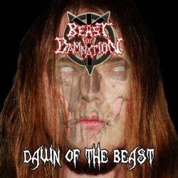 Beast of Damnation - Dawn of the Beast