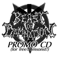 Reviews for Beast of Damnation - Promo 2007