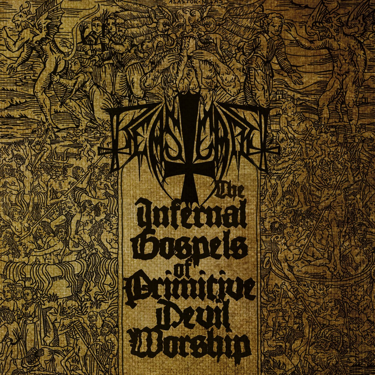 Review for Beastcraft - The Infernal Gospels of Primitive Devil Worship