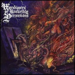 Beastiality - Worshippers of Unearthly Perversions