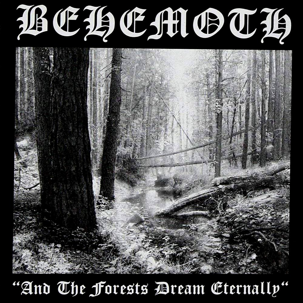 Review for Behemoth (POL) - And the Forests Dream Eternally