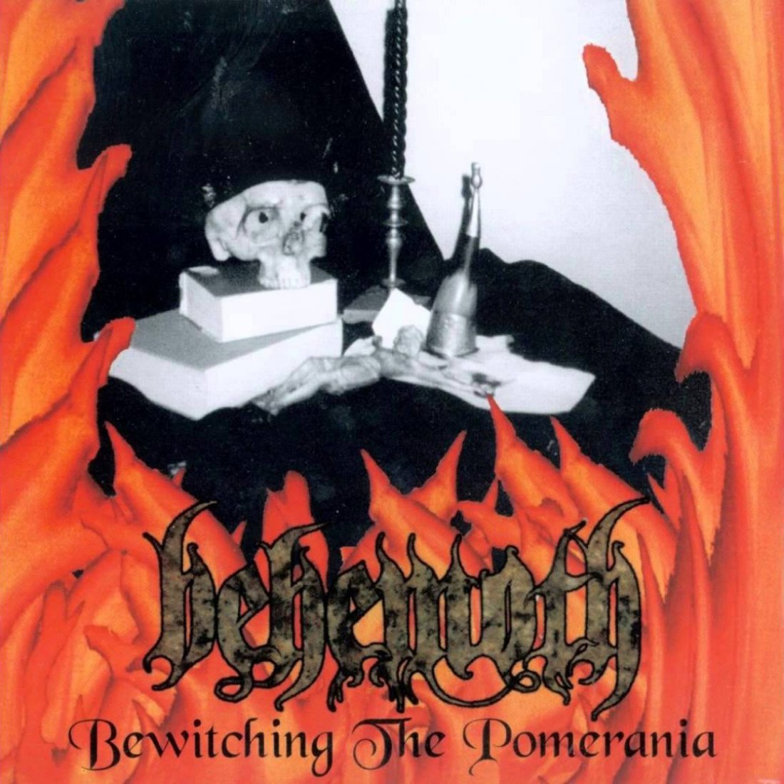 Review for Behemoth (POL) - Bewitching the Pomerania
