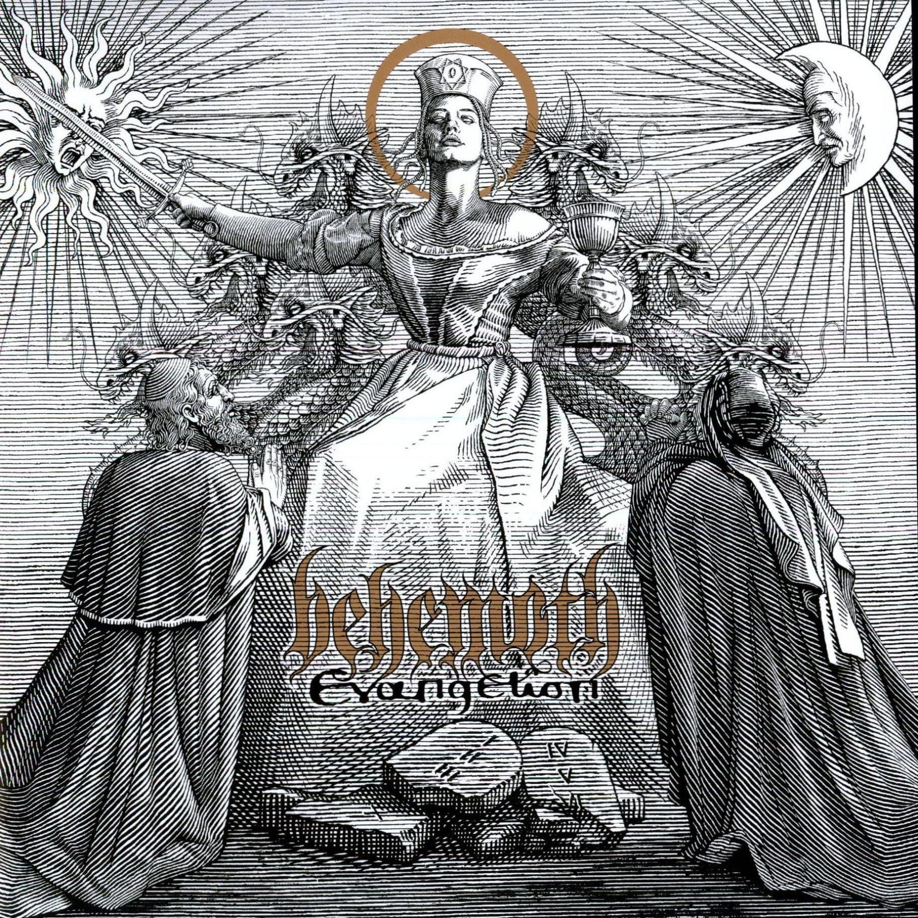 Review for Behemoth (POL) - Evangelion