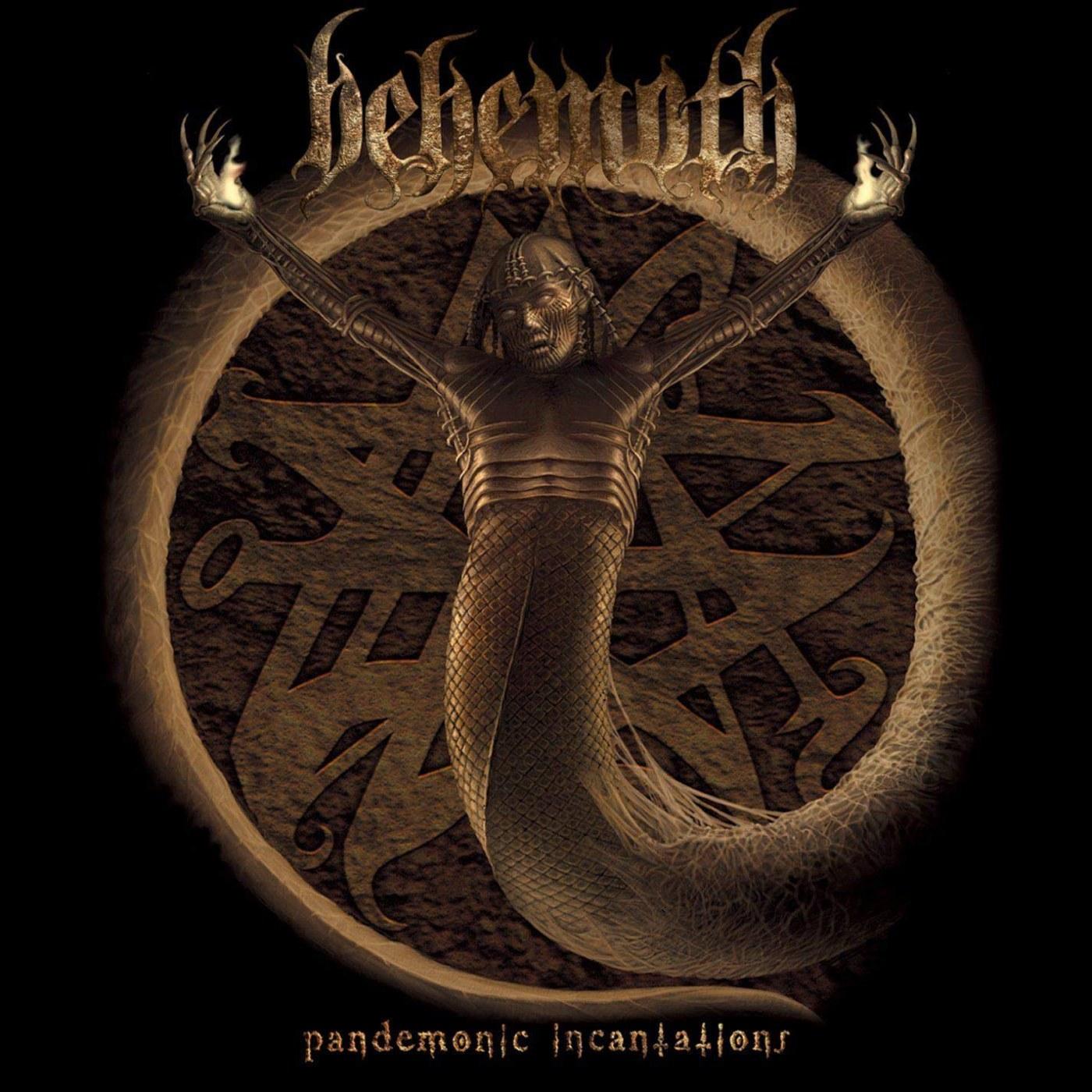 Review for Behemoth (POL) - Pandemonic Incantations