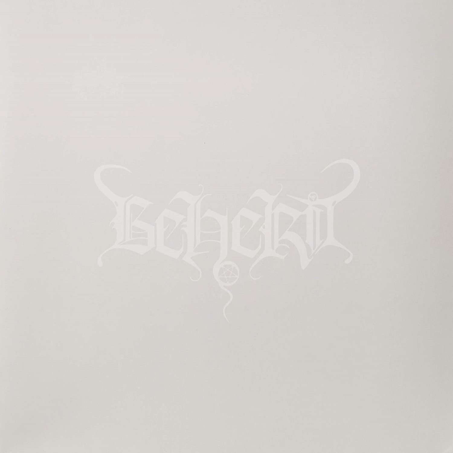 Review for Beherit - Electric Doom Synthesis