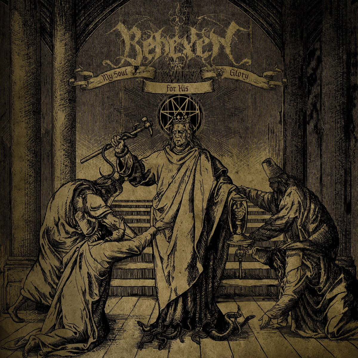 Review for Behexen - My Soul for His Glory