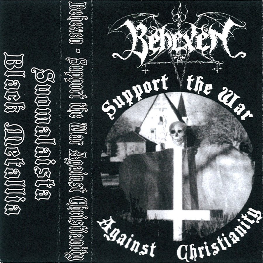 Reviews for Behexen - Support the War Against Christianity