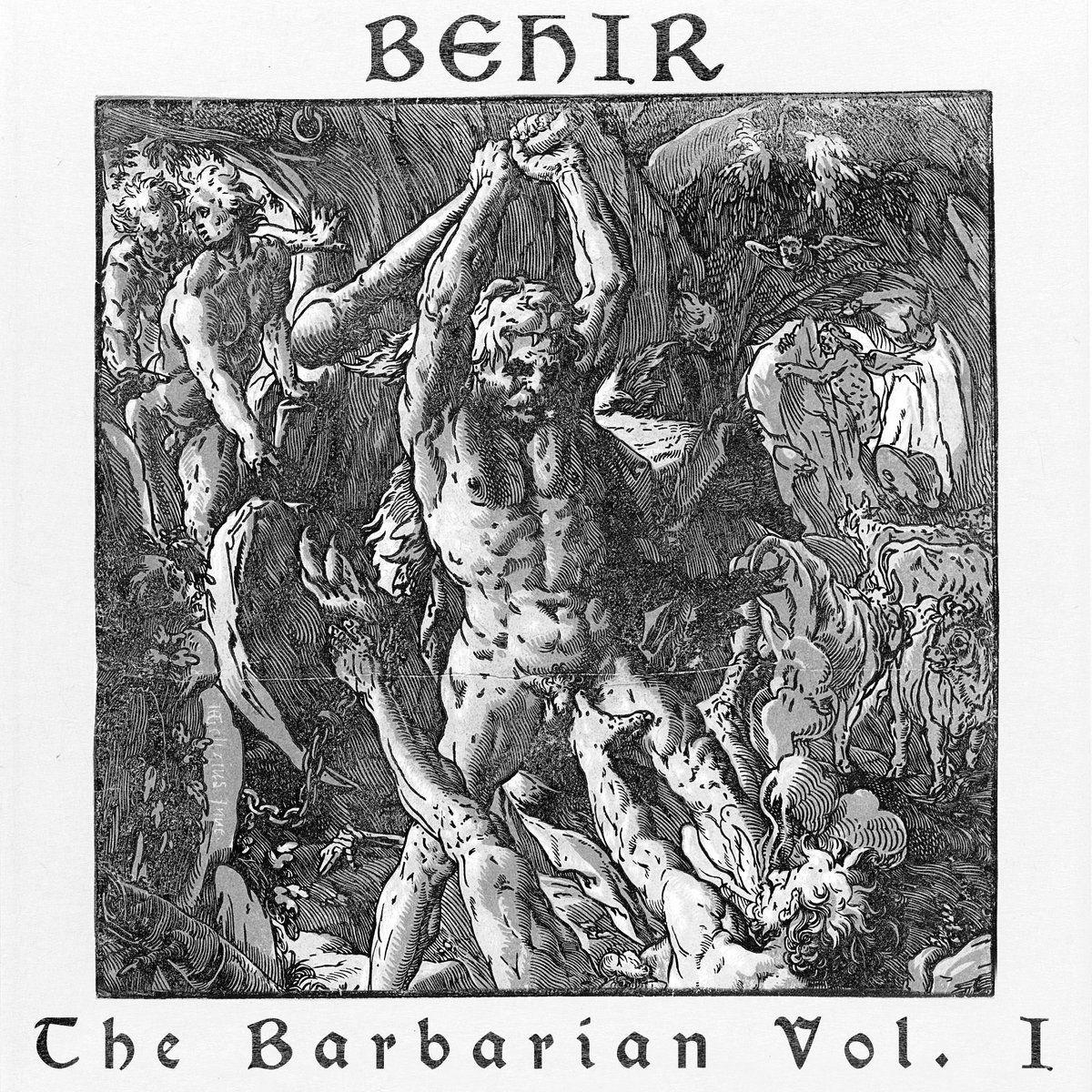 Reviews for Behir - The Barbarian - Vol. I