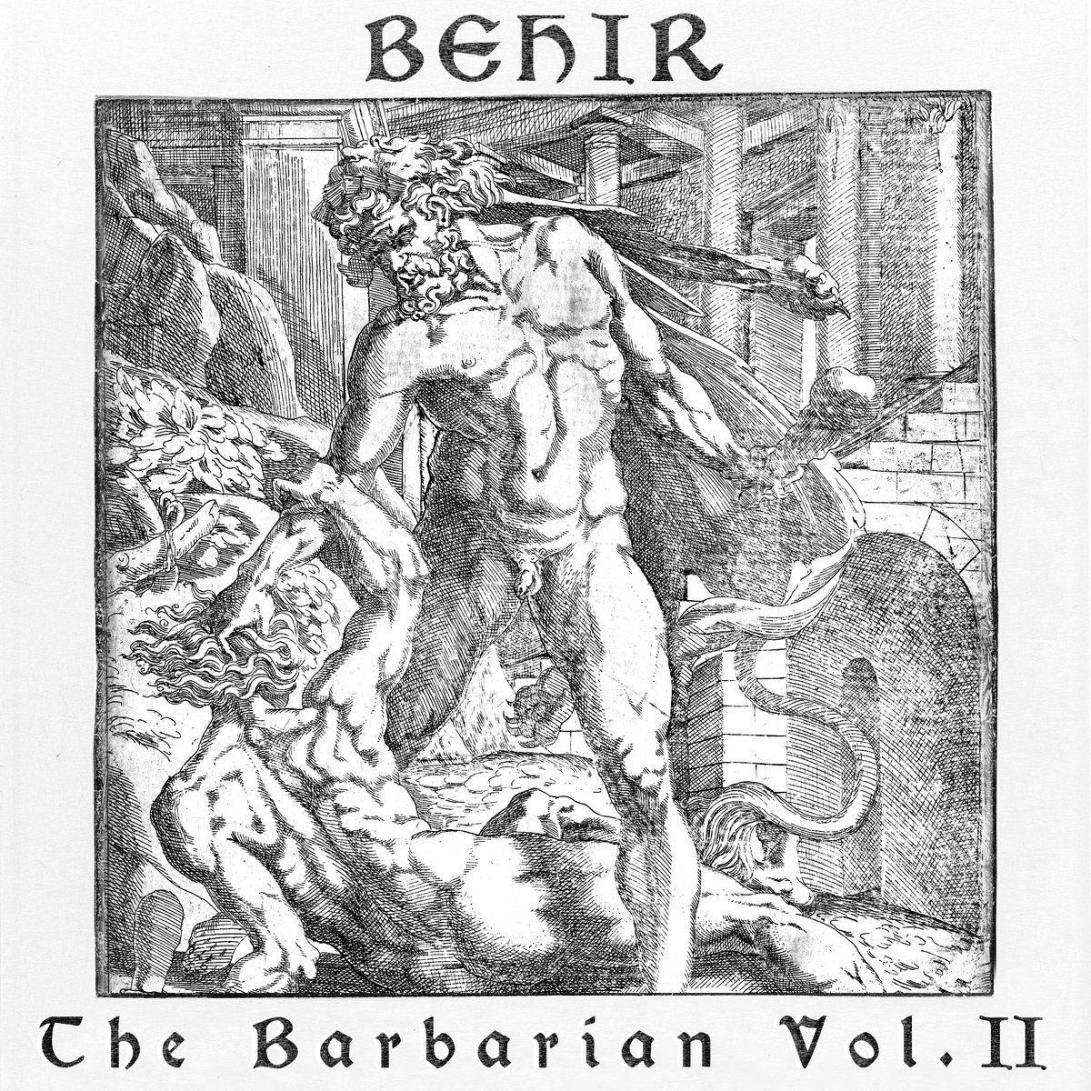 Behir - The Barbarian - Vol. II