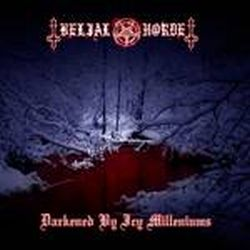 Review for Belial Horde - Darkened by Icy Milleniums