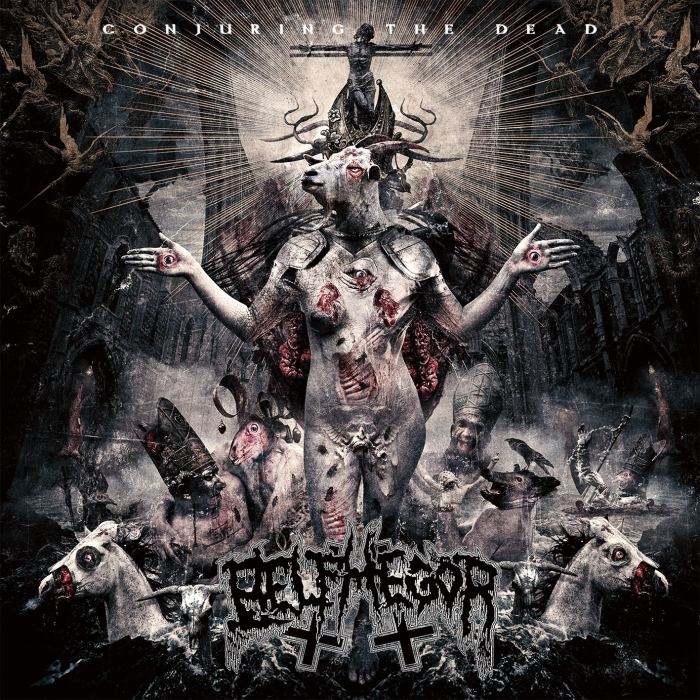 Review for Belphegor - Conjuring the Dead