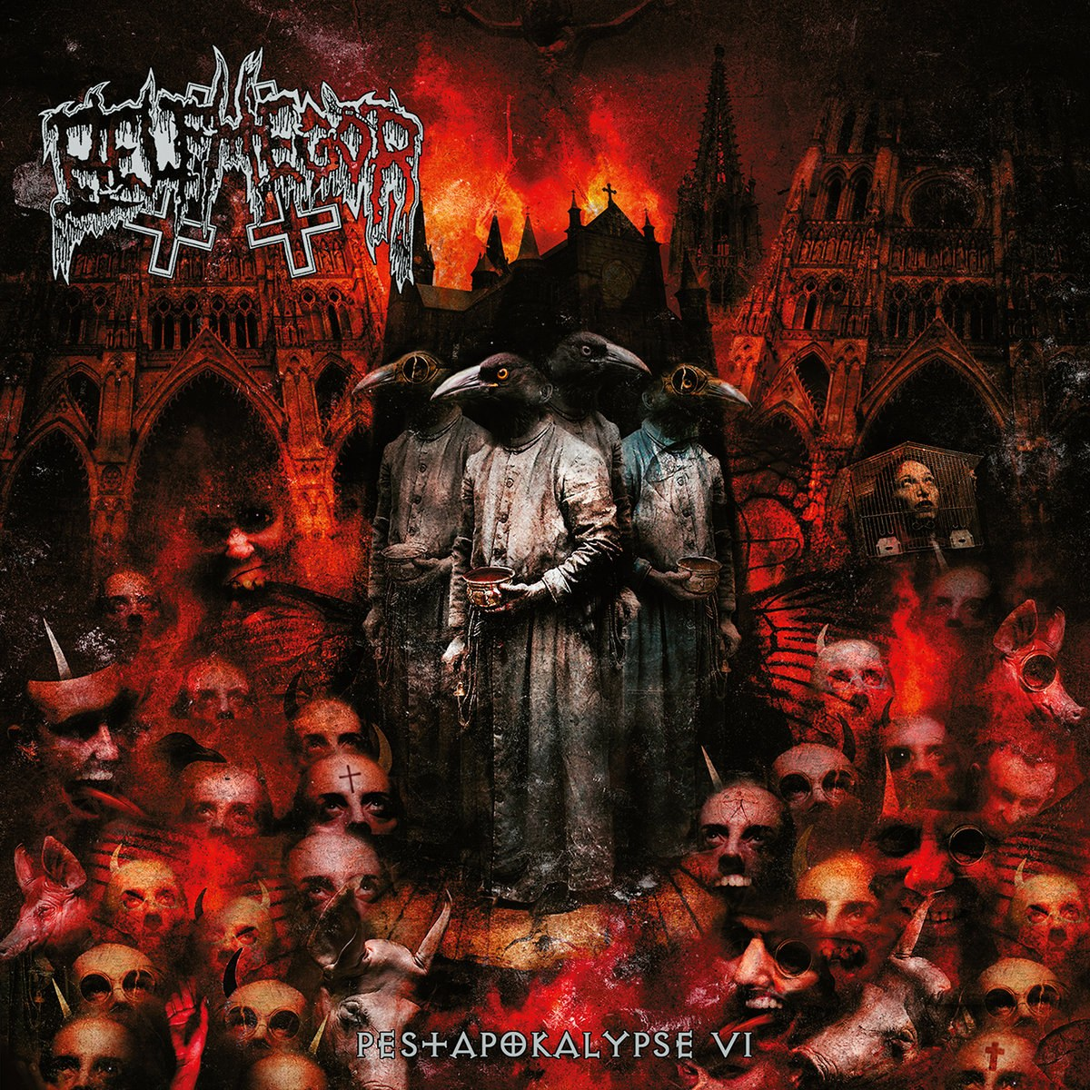 Review for Belphegor - Pestapokalypse VI