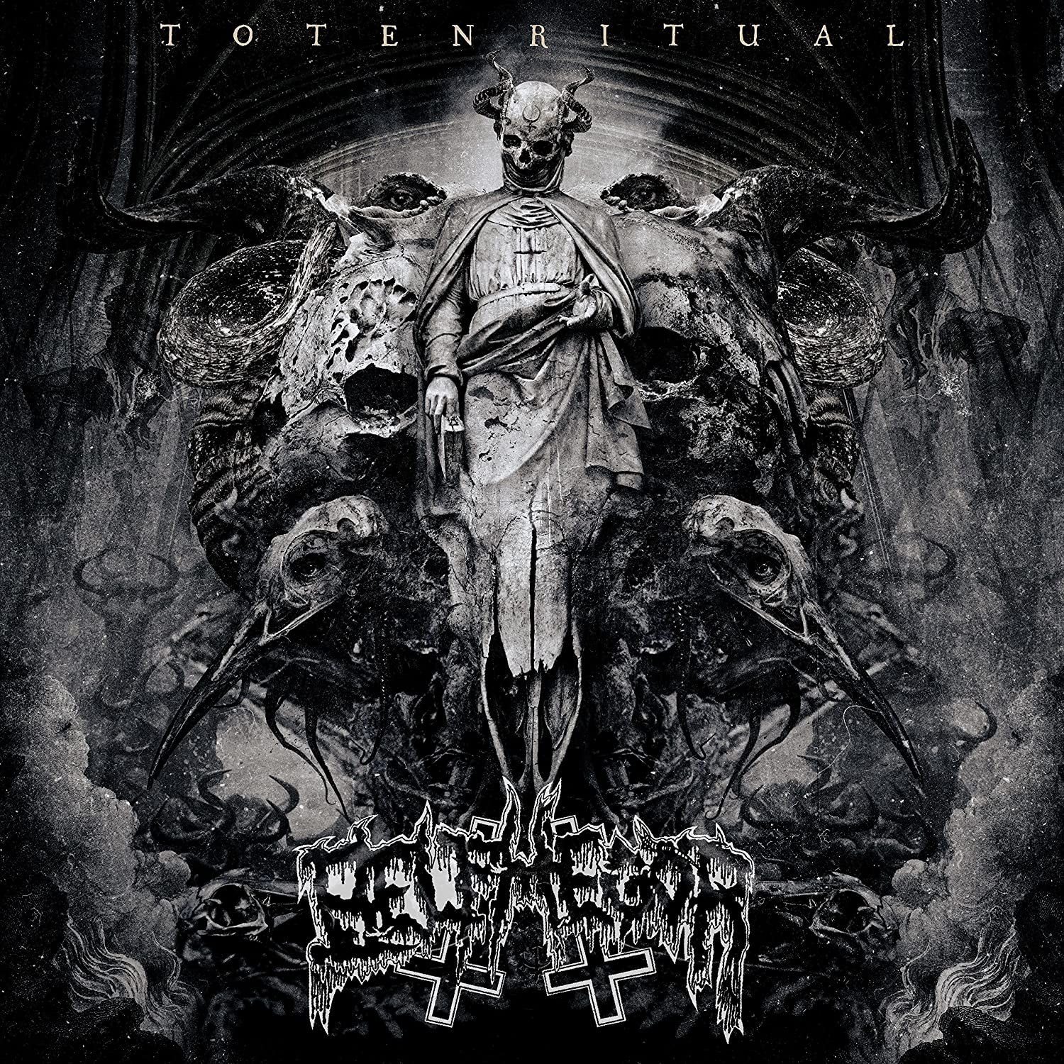 Review for Belphegor - Totenritual
