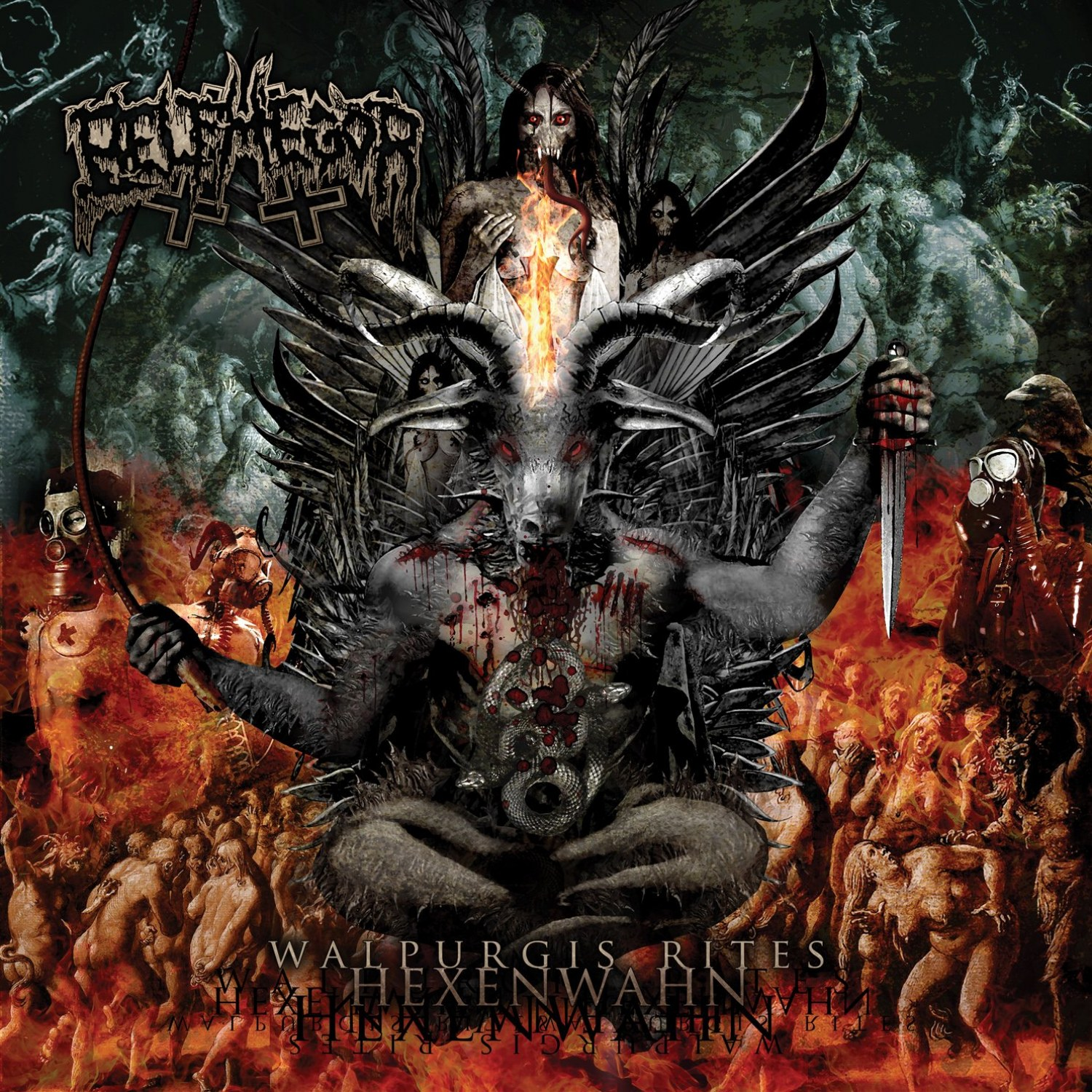 Review for Belphegor - Walpurgis Rites - Hexenwahn