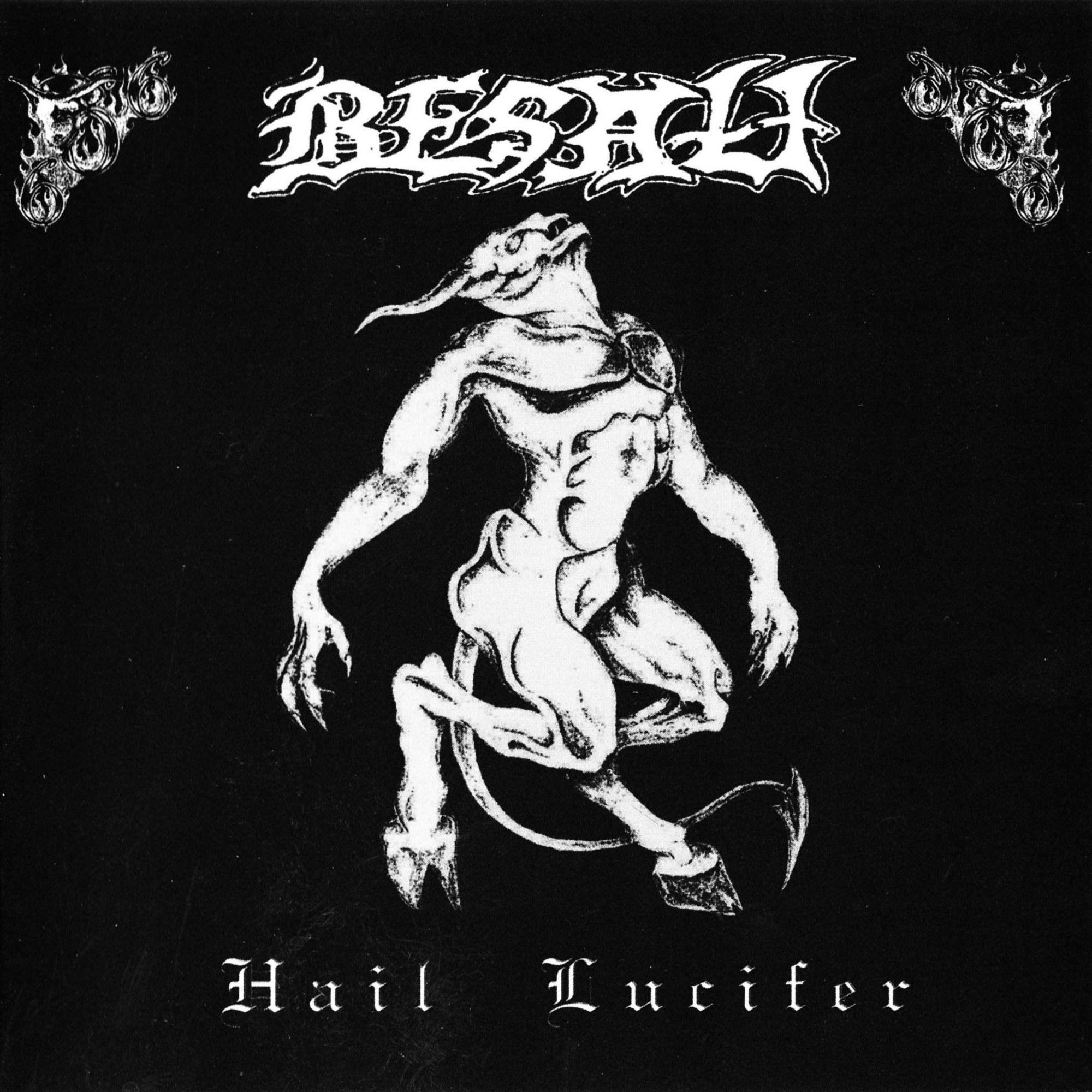 Review for Besatt - Hail Lucifer