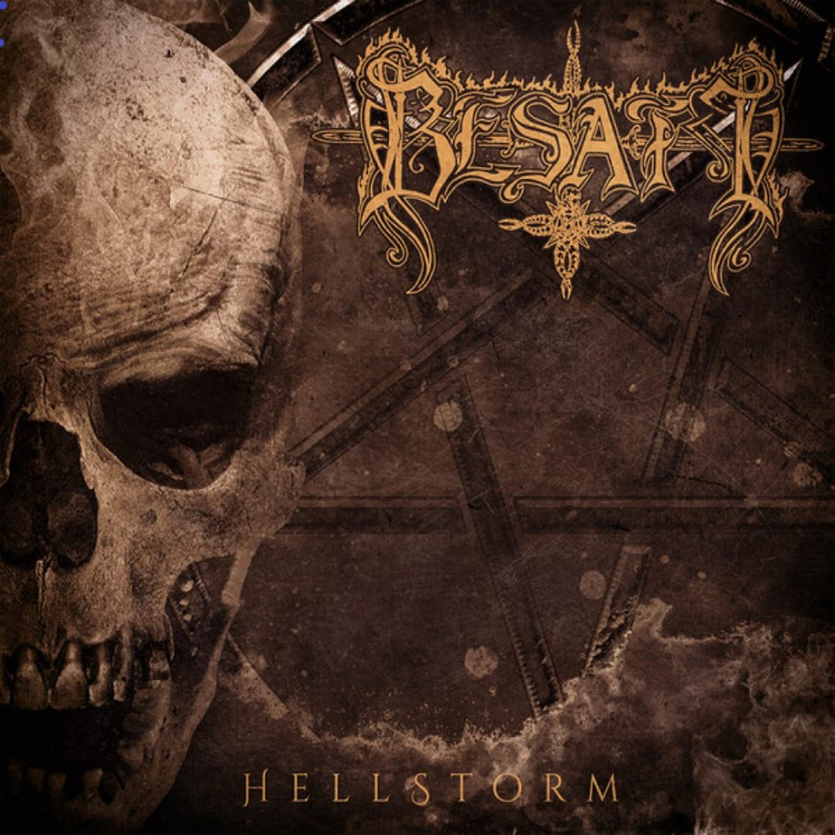 Review for Besatt - Hellstorm