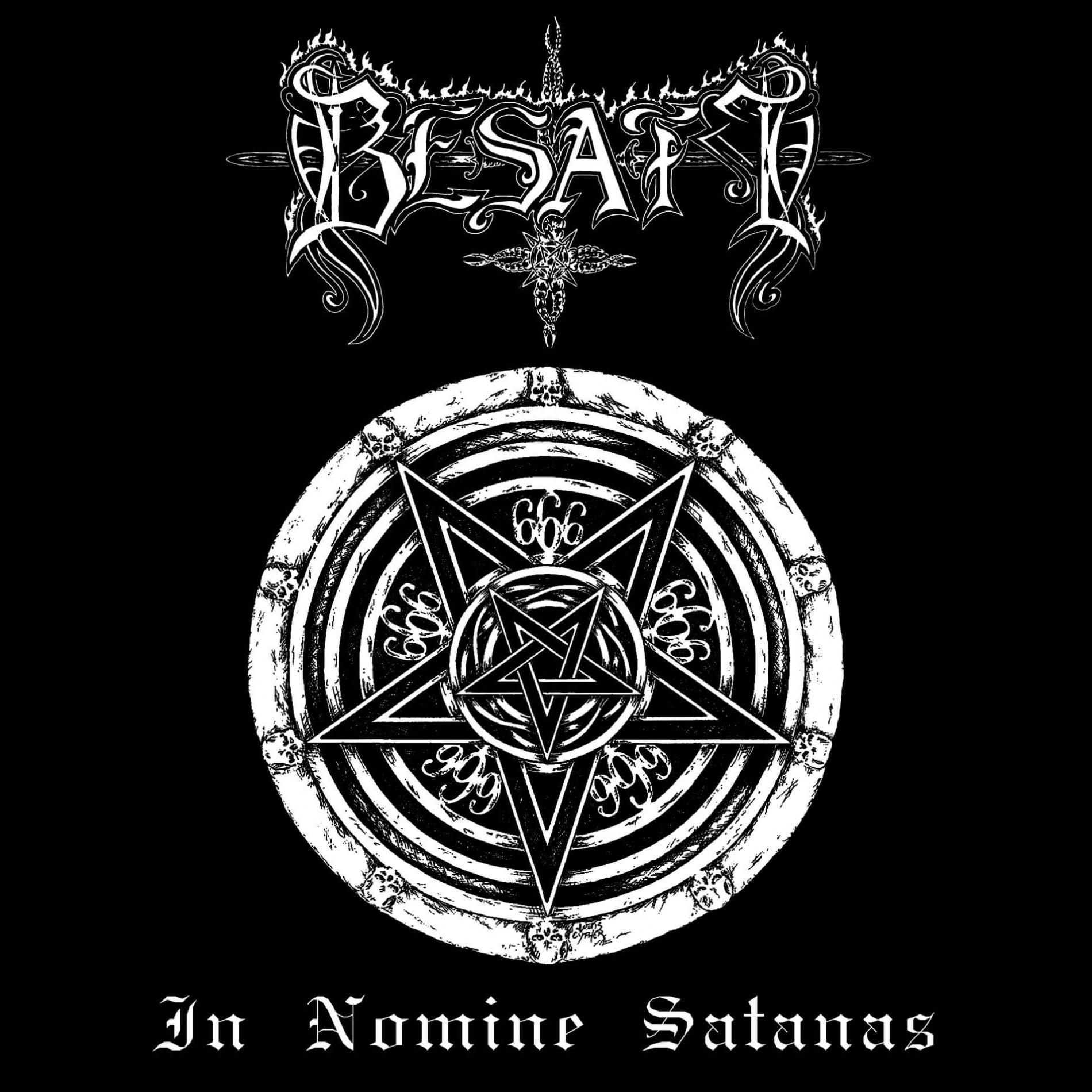 Review for Besatt - In Nomine Satanas