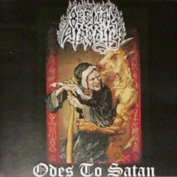 Review for Bestial Atrocity - Odes to Satan