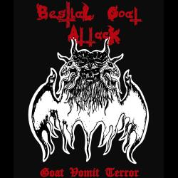 Review for Bestial Goat Attack - Goat Vomit Terror