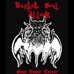 Bestial Goat Attack - Goat Vomit Terror