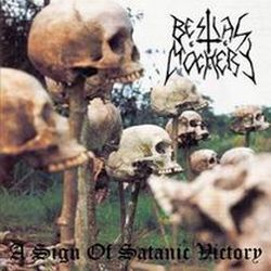 Review for Bestial Mockery - A Sign of Satanic Victory
