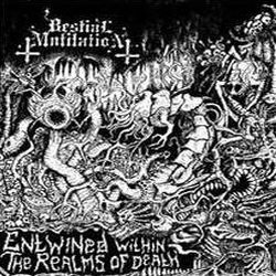 Review for Bestial Mutilation - Entwined Within the Realms of Death