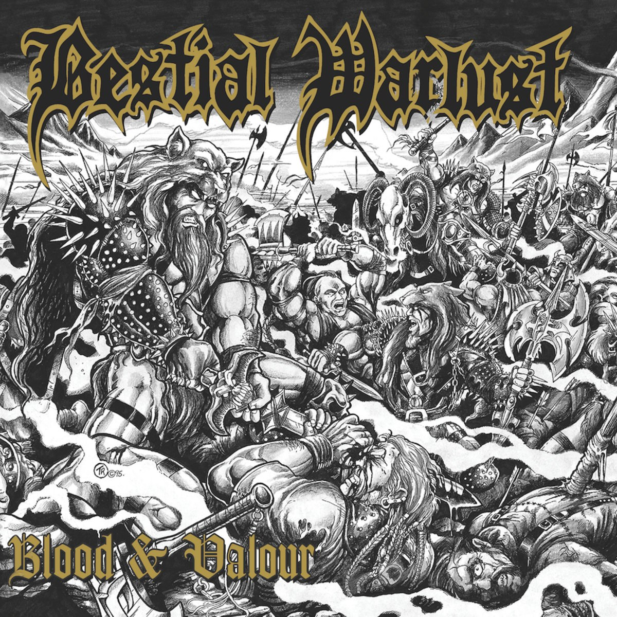 Review for Bestial Warlust - Blood & Valour