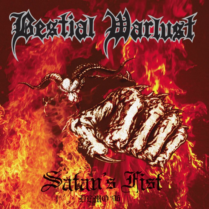 Review for Bestial Warlust - Satan's Fist