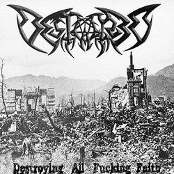 Reviews for Bestialized - Destroying All Fucking Faith