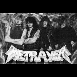 Review for Betrayer - Kruzifixion