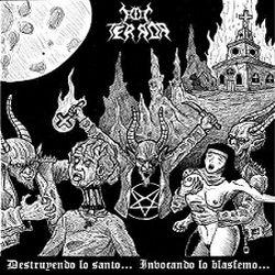 Bio Terror - Destruyendo lo Santo... Invocando lo Blasfemo...