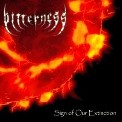 Review for Bitterness - Sign of Our Extinction