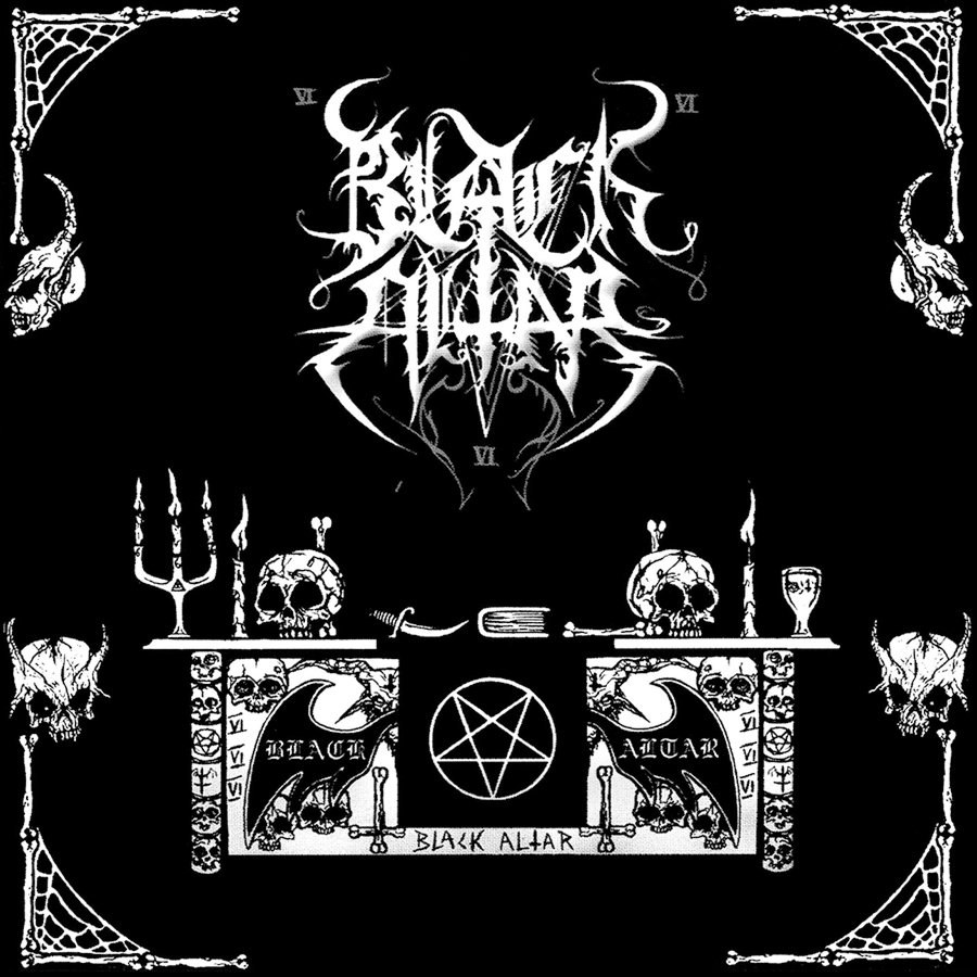 Review for Black Altar - Black Altar