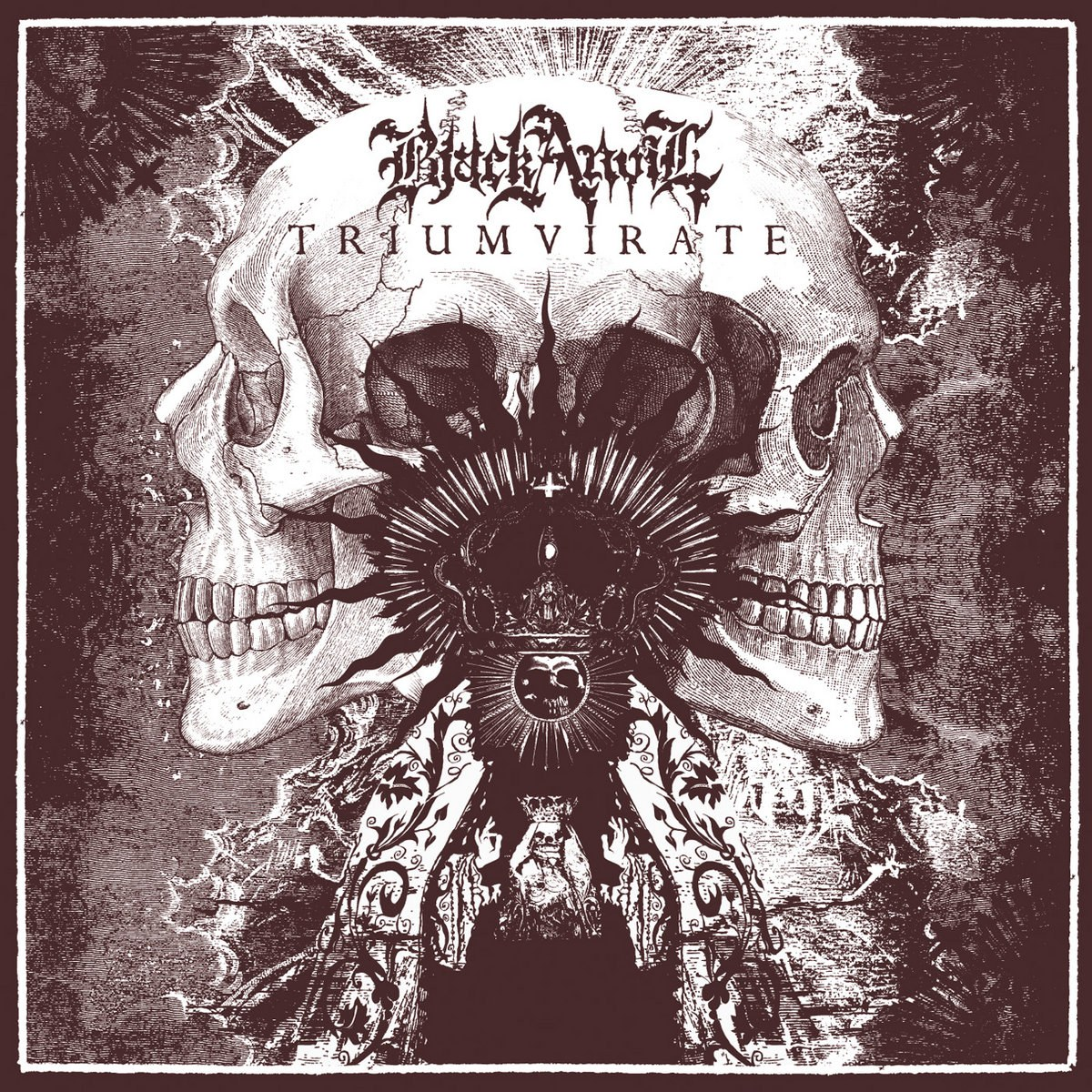 Review for Black Anvil - Triumvirate