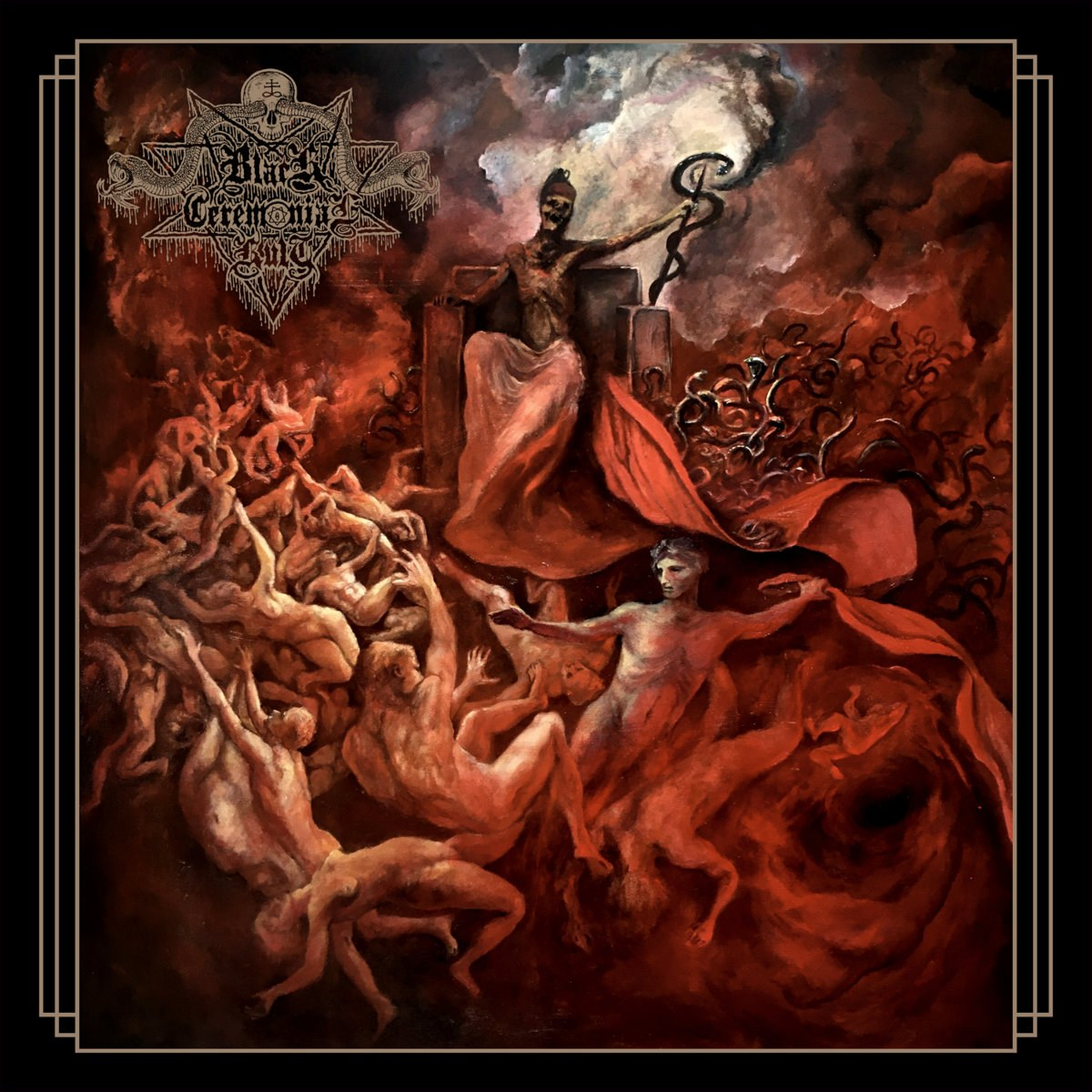 Reviews for Black Ceremonial Kult - Crowned in Chaos