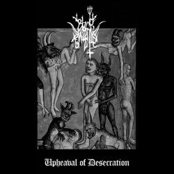 Review for Black Ejaculation - Upheaval of Desecration