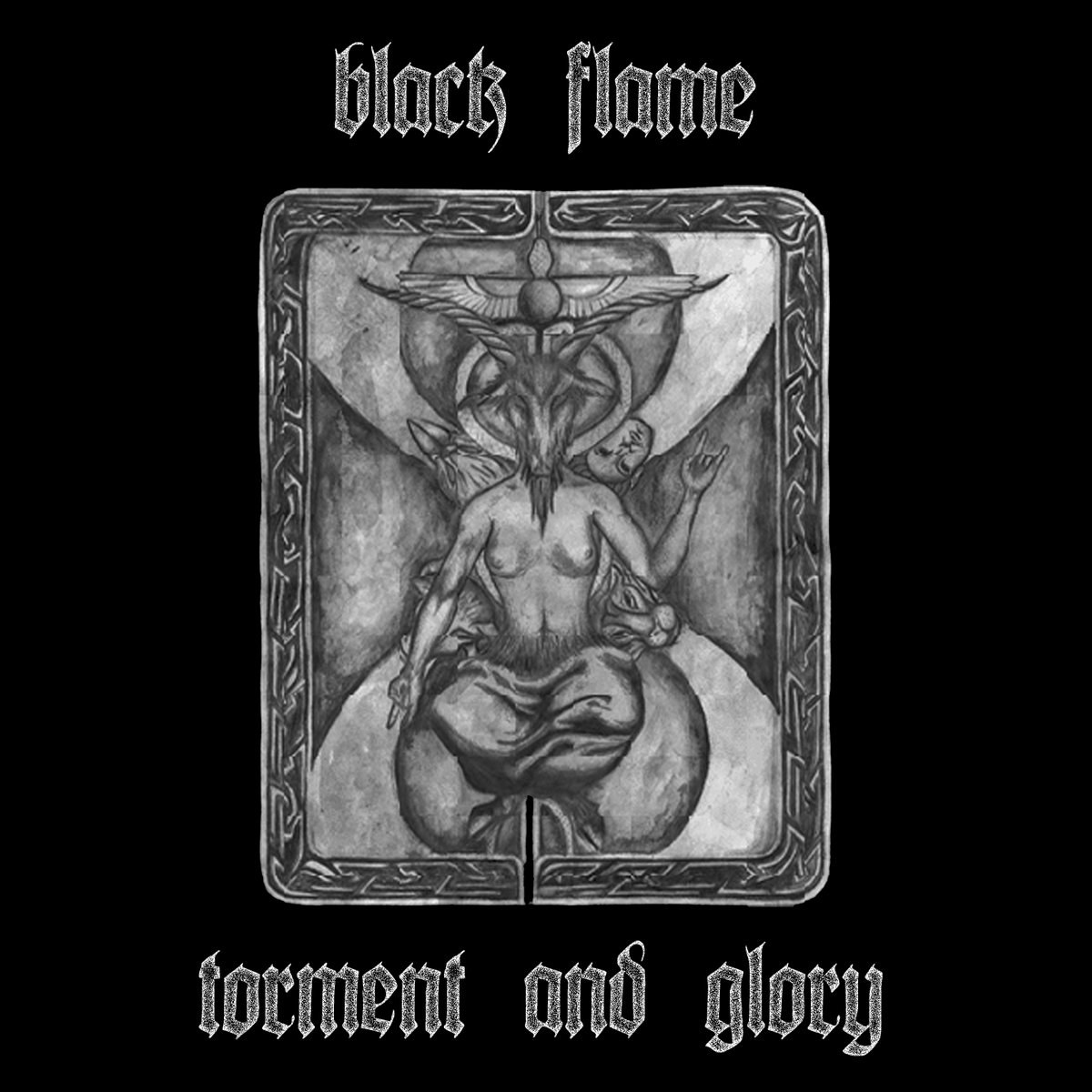 Review for Black Flame - Torment and Glory